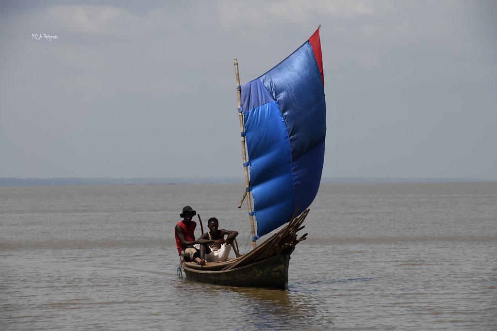 Le lac Togo